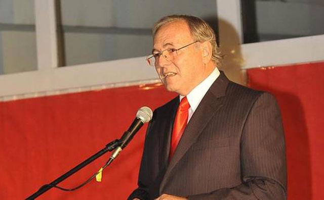 Motochorros asaltaron al presidente de Zanella