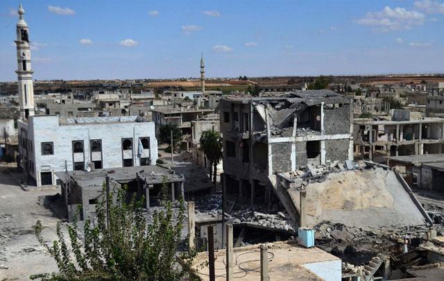 Rusia intensifica la guerra en Siria