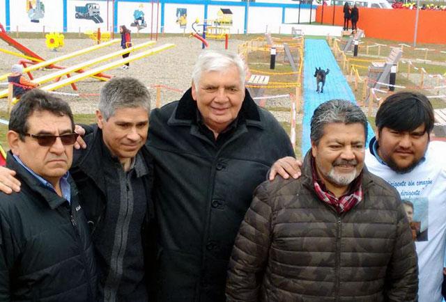 En Piedrabuena glorifican a un patotero, golpeador y mafioso, poniendo su nombre a un parque de niños