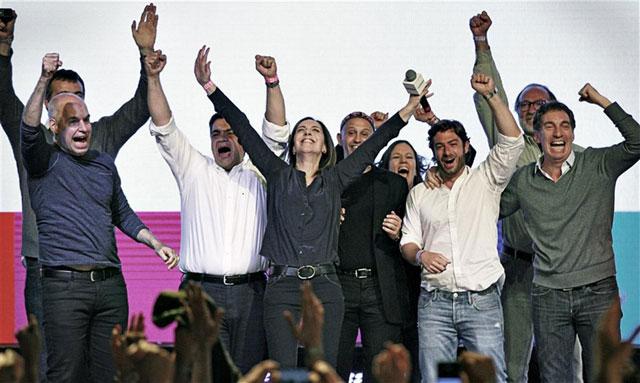 Vidal dio la gran sorpresa y le ganó a Aníbal Fernández en la provincia