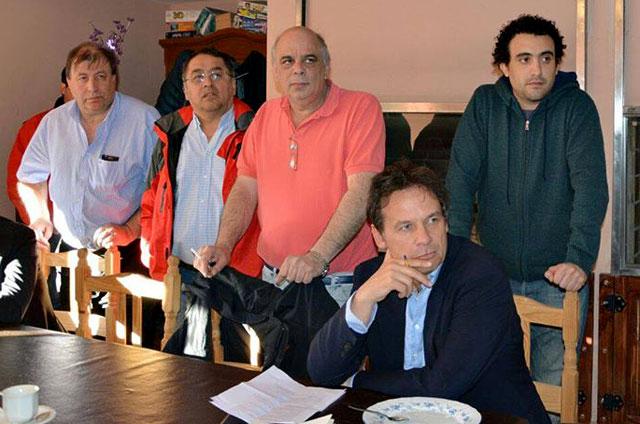 Los intendentes de la oposición que asumen en Santa Cruz ¿ Justos o encubridores ?