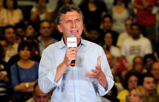 """Macri: """"El 11 de diciembre espero que estemos todos sentados alrededor de una misma mesa"""""""