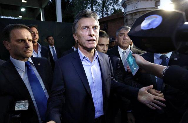Cristina recibió a Macri, pero evitó hablar de la transición