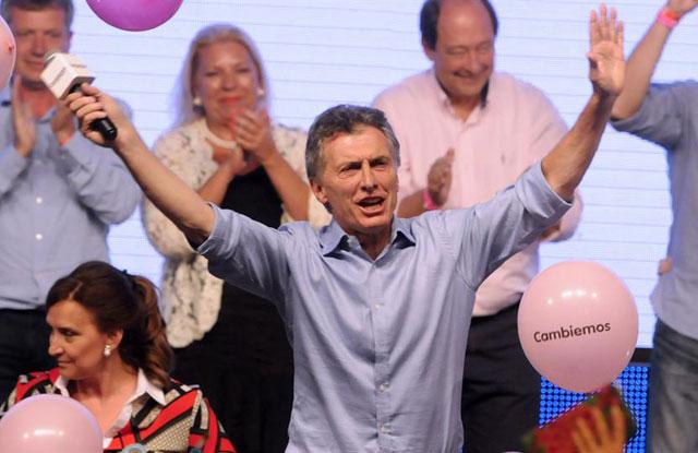 Macri venció en el ballottage y puso fin a 12 años de hegemonía kirchnerista