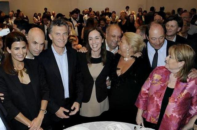 """Macri cree que habrá más """"sorpresas"""" de Cristina en la transición"""