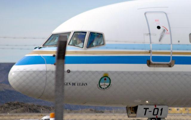 """La APLA declaró """"persona no grata"""" a Sergio Velázquez, ex piloto del Tango 01 y actual Director Aeronáutico de Alicia Kirchner"""