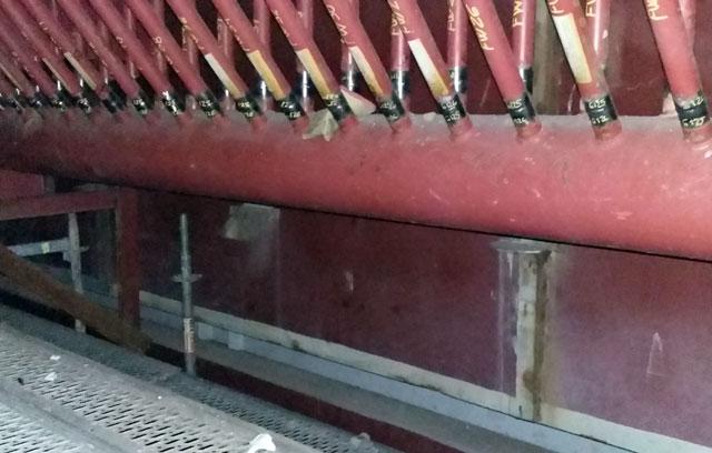 Nuevas pruebas revelan que la Termousina nunca estuvo en condiciones de funcionar