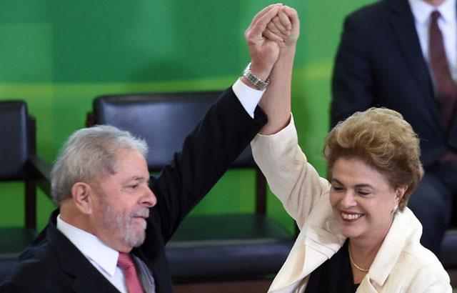 Convulsión en Brasil: dan el primer paso para el juicio político a Dilma