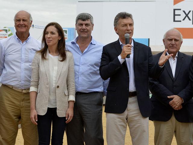Macri dio señales de impulso a un campo optimista tras la baja de las retenciones