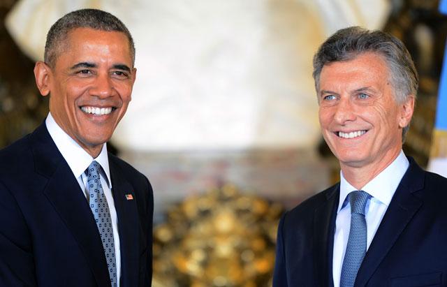 Mauricio Macri viaja hoy a Washington con una intensa agenda