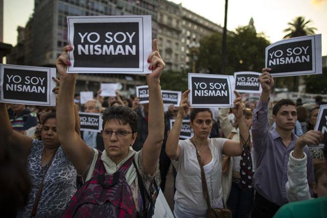 """La declaración de Stiuso: """"A Nisman lo mató un grupo relacionado al gobierno anterior"""""""
