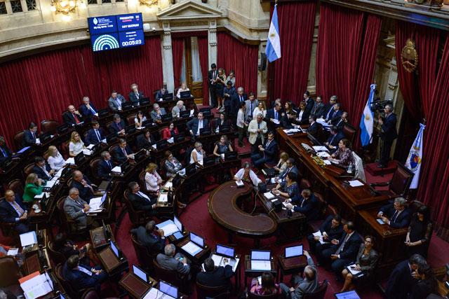 Triunfo oficialista: el Senado aprobó por amplia mayoría el pago a los holdouts