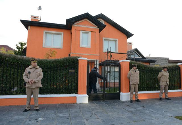 La casa de Martín Báez en Río Gallegos - Foto: OPI Santa Cruz/Francisco Muñoz