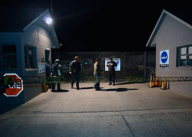 Finalizó el allanamiento en Austral Construcciones: 8 horas 504 vehículos y mucha documentación secuestrada