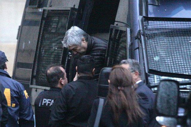 Casanello le negó la excarcelación a Báez y Pérez Gadín