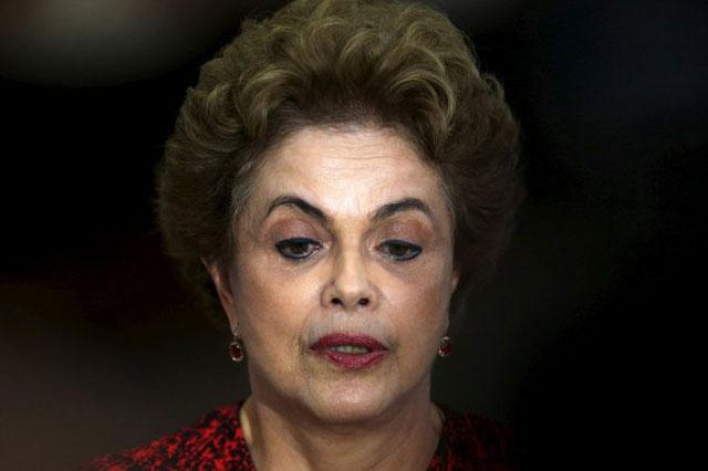 Rotundo voto contra Dilma que la acerca a la destitución