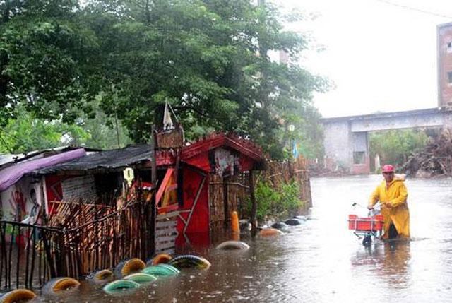 Continúa el mal tiempo en el Litoral, con alerta por tormentas fuertes en tres provincias