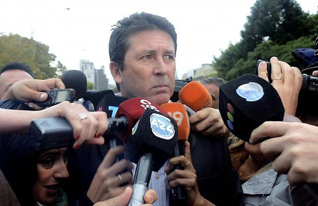 Con Rossi y Fariña, se inicia otro día de indagatorias por la ruta del dinero