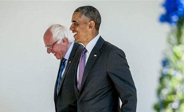 """""""Estoy con ella"""": Obama respaldó a Hillary y llamó a los demócratas a unirse"""