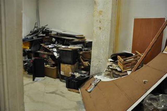 El mal estado en que dejó Cristina las instalaciones de la Casa Rosada