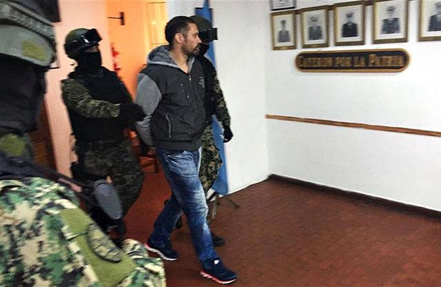 Pérez Corradi declaró que para importar efedrina pagaba U$S 50.000 a la Sedronar