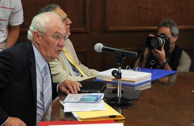 """Lamberto presidirá la AGN: """"No quiero poner palos en la rueda"""""""