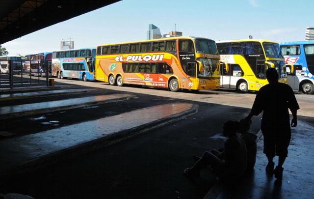 Subieron 20% las tarifas de ómnibus de larga distancia