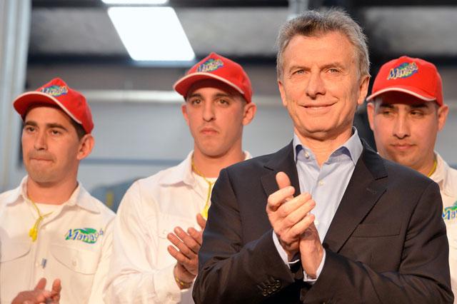 Macri llamó a bajar el nivel de agresión y confrontación política