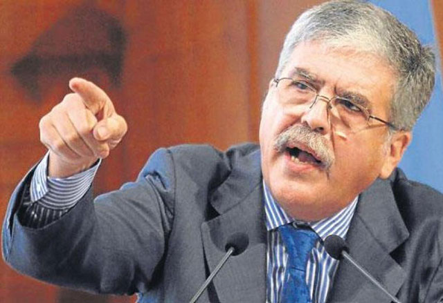 De Vido señaló a gobernadores e intendentes por el desvío de fondos