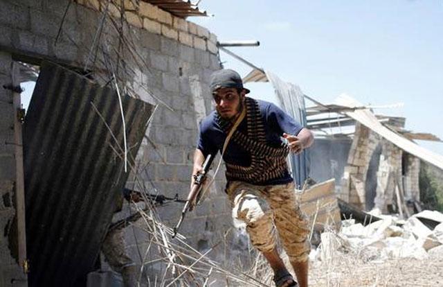 EE.UU. bombardea al ISIS en Libia