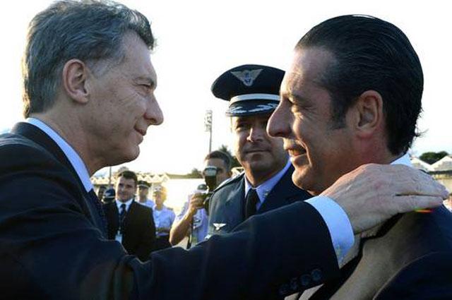 Macri llegó a Río en medio de la crisis del Mercosur