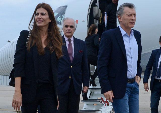 """El reclamo por las Malvinas es """"innegociable"""", afirmó Macri"""
