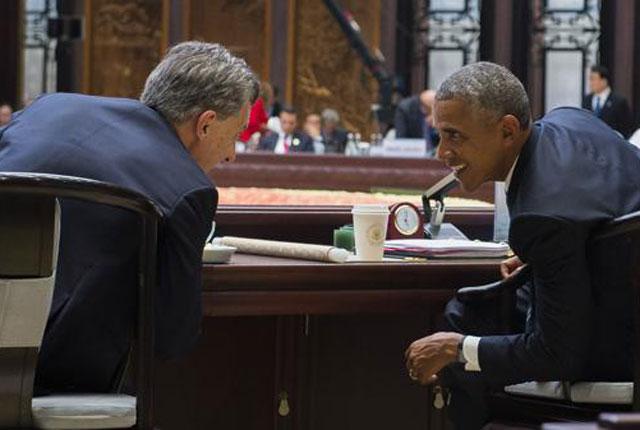"""Barack Obama consideró que Mauricio Macri es """"un ejemplo para el mundo"""""""