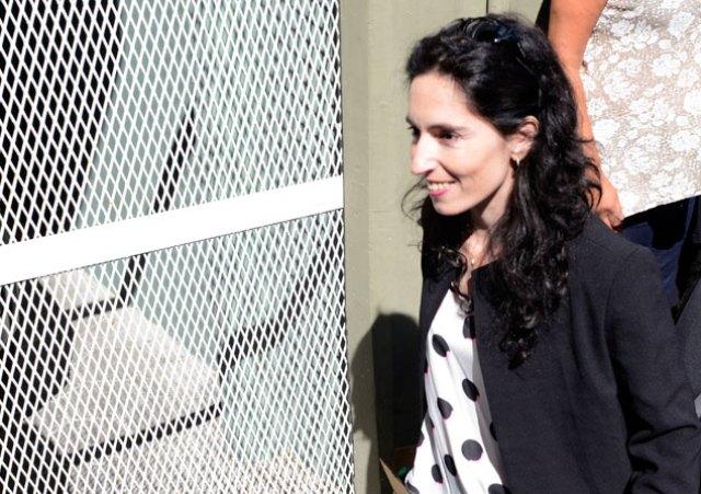 """Rocío García ya no """"Sonrie"""" con el plan ideado en complicidad con la empresa Callmed SA y la denuncia judicial que avanza"""