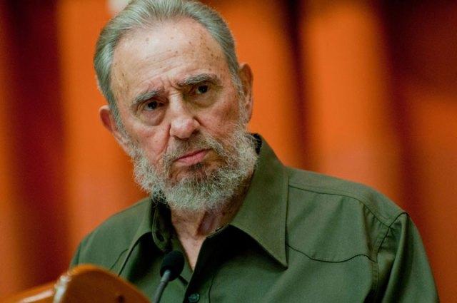 Fidel, un comunista de fortuna top, sembrando la mística del relato