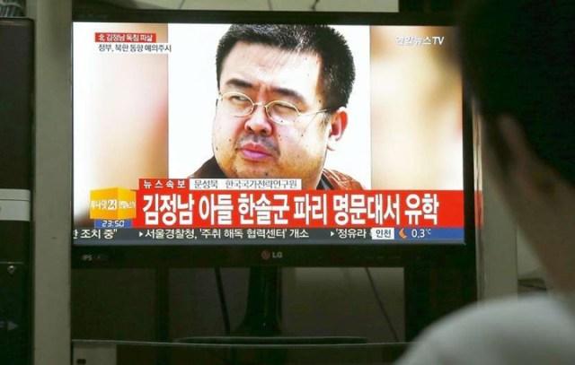 Detuvieron a una mujer por el asesinato del hermano del líder de Corea del Norte