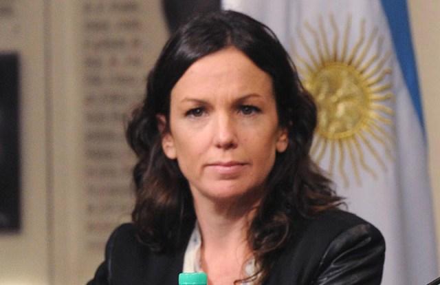"""Carolina Stanley: """"Hay que trabajar en un montón de situaciones en un país que agonizaba"""""""
