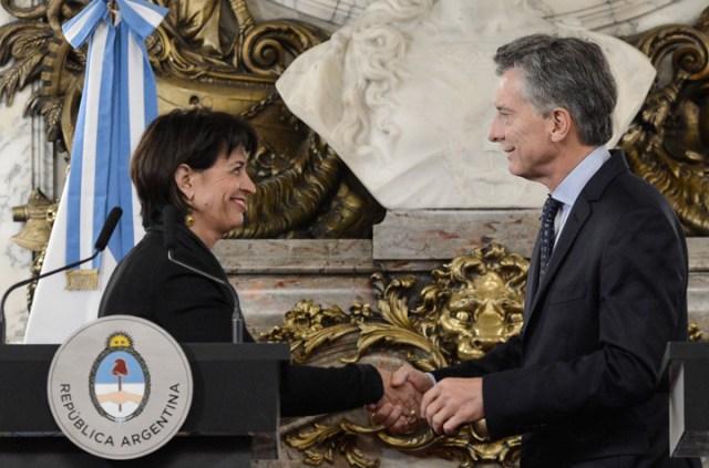 Suiza está dispuesta a abrir a la Argentina su sector agroindustrial