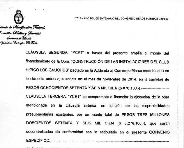 La Gran Estafa III: en Río Turbio desaparecieron otros $ 3.270.100,00 para viviendas y un club, obras que jamás se hicieron