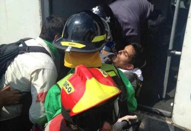 Los venezolanos marchan en homenaje a Miguel Castillo, la víctima 50 de la represión chavista en menos de dos meses
