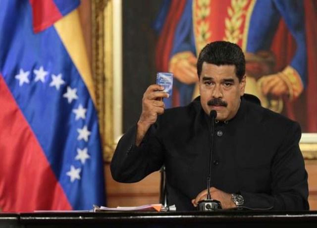 """""""Es un nuevo golpe de Estado"""", definió el jefe de la OEA la convocatoria de Maduro a cambiar la Constitución de Venezuela"""