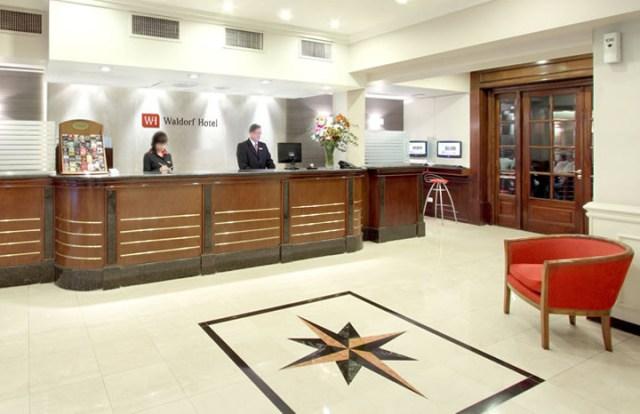 Denuncian que el Hotel Waldrof en Buenos Aires se usó para lavar dinero