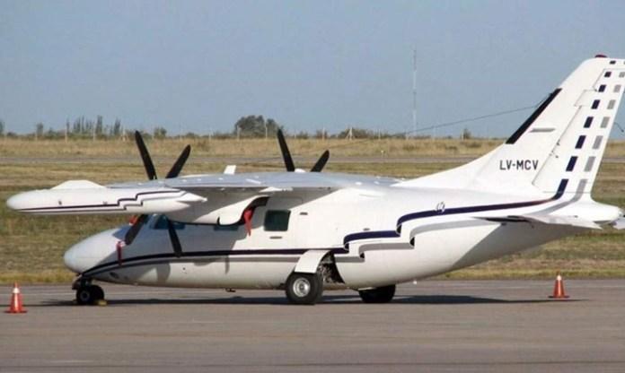Se reanudó la búsqueda de la avioneta desaparecida