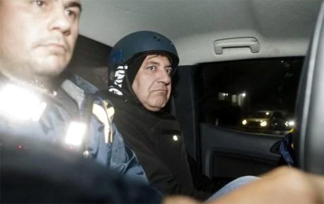 Claudio Minnicelli sufrió un pico de tensión en Tribunales y esperan para indagarlo