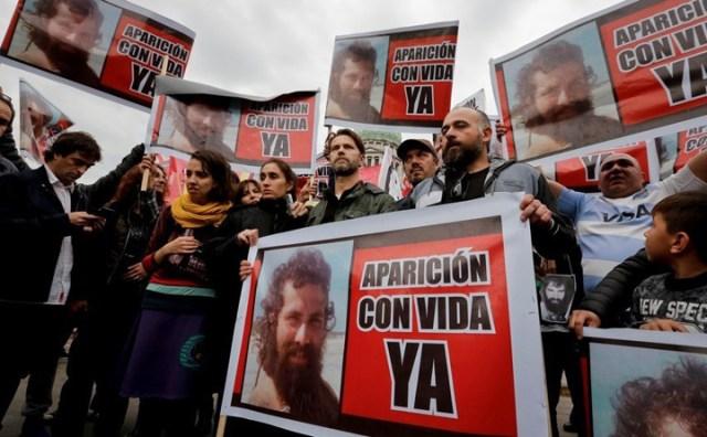 """El Gobierno sobre el caso Santiago Maldonado: """"No confiamos en nadie, todas las hipótesis son posibles"""""""
