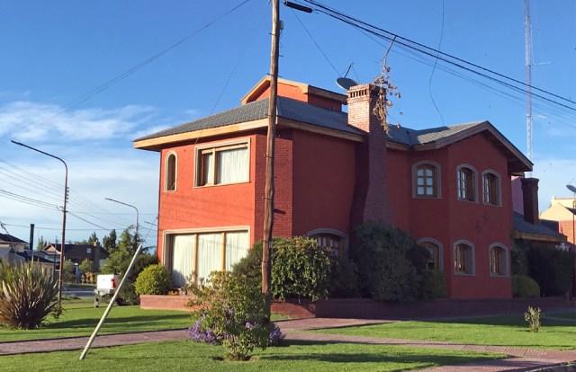 Casa del ex contador de los Kirchner Victor Manzanares -