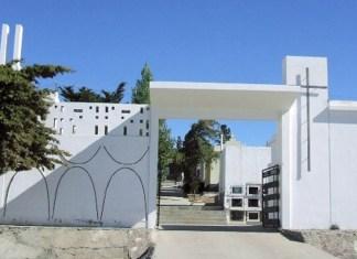 Cementerio de Caleta Olivia -