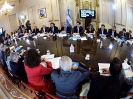 Alberto Fernández pone en marcha el Consejo Económico y Social después de varias postergaciones