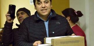 Escándalo en Tolhuin: Pedido de juicio político al intendente Harrington