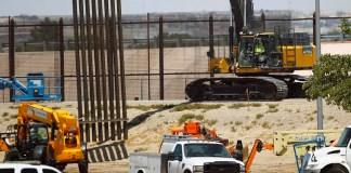 A toda máquina: Donald Trump acelera la construcción del muro con México, su obsesión antes de dejar la Casa Blanca